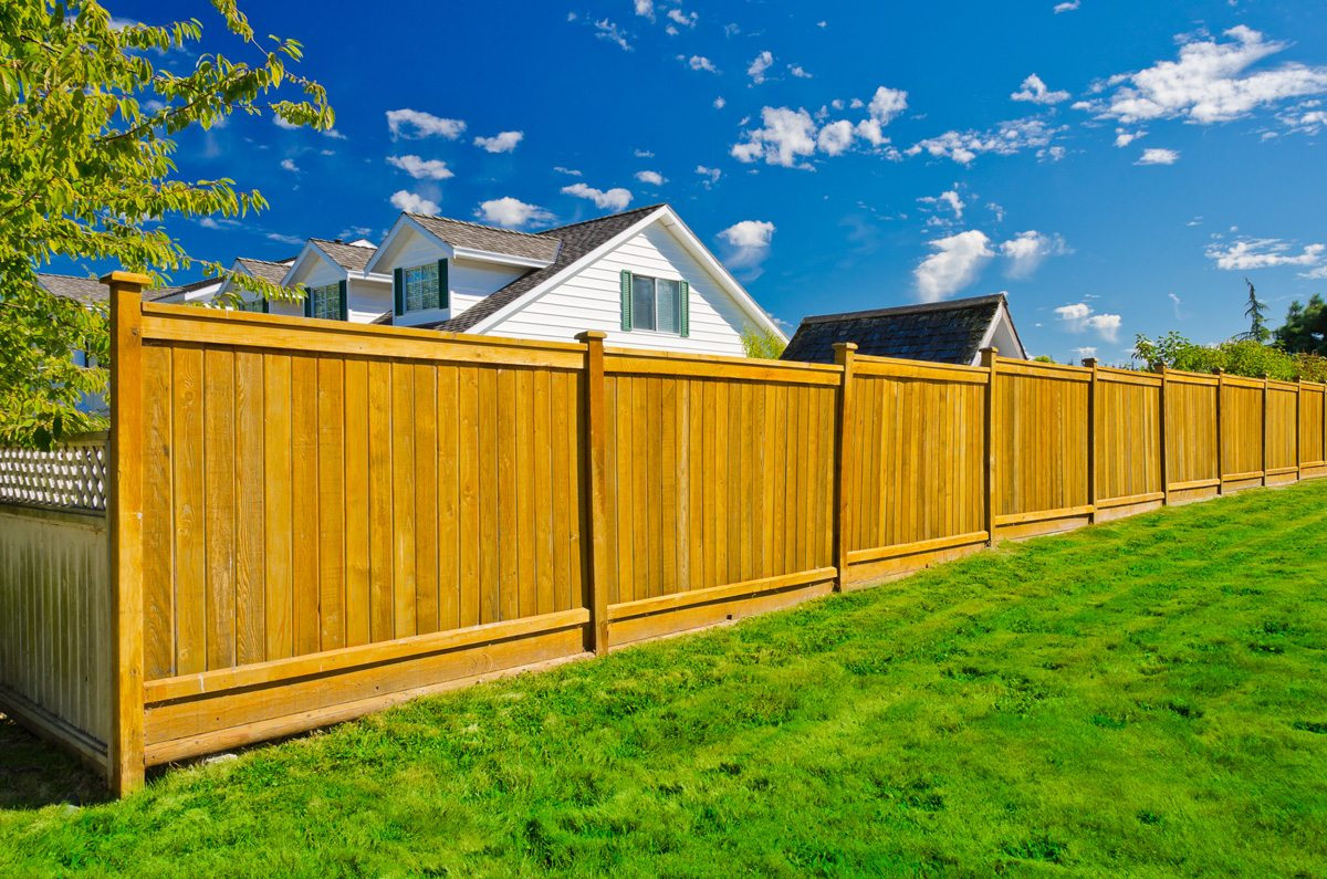 Fences - Design & Installation | Standard Construction of Apex NC
