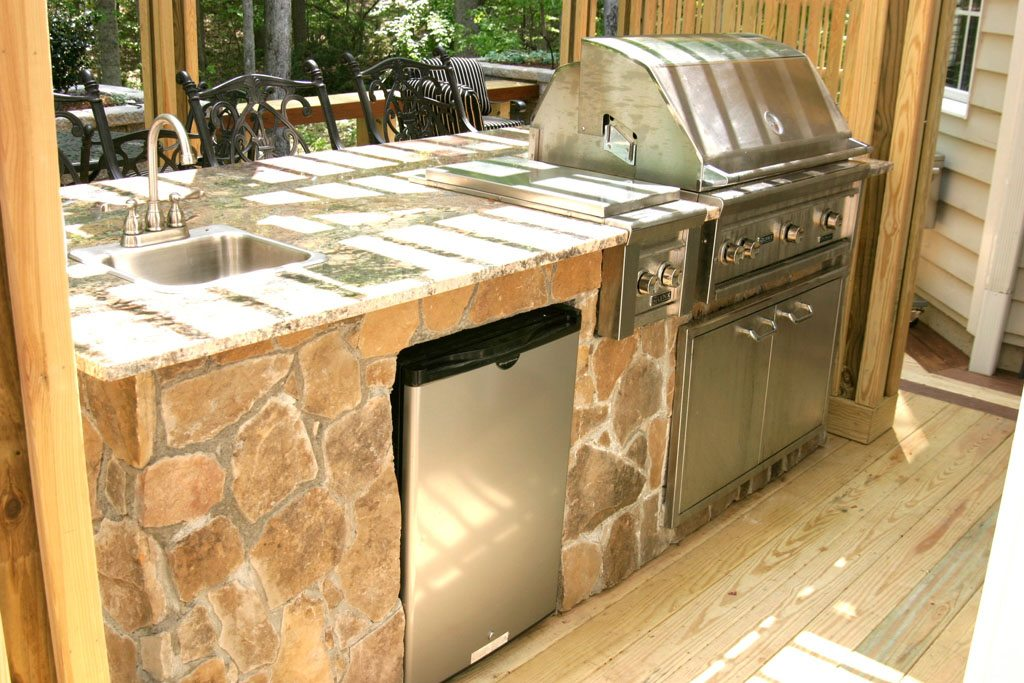 Fantastic Outdoor Kitchens Design Installation Standard Construction Download Free Architecture Designs Scobabritishbridgeorg