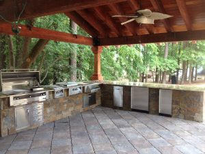 Amazing Outdoor Kitchens Design Installation Standard Construction Download Free Architecture Designs Scobabritishbridgeorg